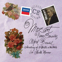 Mozart: The Piano Concertos — Alfred Brendel, Academy of St. Martin in the Fields, Sir Neville Marriner