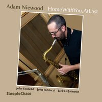 Home with You, At Last — John Scofield, Jack DeJohnette, John Patitucci, Adam Niewood