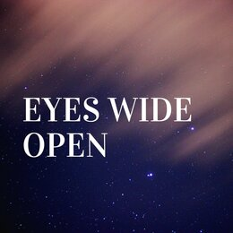 Eyes Wide Open — Sample Rain Library, Natural Sound Selections, Natural Sample Makers