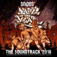 Battle of the Year 2016 - The Soundtrack — сборник