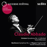 Lucerne Festival Historic Performances: Claudio Abbado — Wiener Philharmoniker, Chamber Orchestra Of Europe, Claudio Abbado, Wiener Philharmoniker & Chamber Orchestra of Europe & Claudio Abbado, Людвиг ван Бетховен, Франц Шуберт, Рихард Вагнер