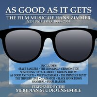 As Good As It Gets: The Film Music Of Han Zimmer Vol. 2 — Dominik Hauser