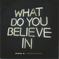 What Do You Believe In — Botanica
