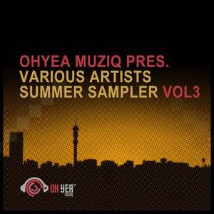 Marlon Saunders, Tobetsa Lamola - Dancing in the Sun