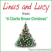 "Linus and Lucy (From ""A Charlie Brown Christmas"") — George Winter"