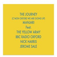 The Journey (C'mon Oxford We Are Going Up) — Manjari