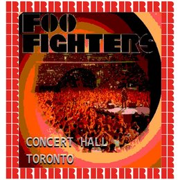 Concert Hall, Toronto, 1996 — Foo Fighters