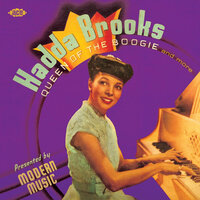 Queen of the Boogie and More — Hadda Brooks