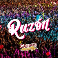 Razón (En Vivo) - Single — Los Caligaris