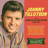 The Complete Releases 1958-62 — Johnny Tillotson