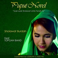 Syair-Syair Sholawat Cinta Tanah Air — Topgan Band, Puput Novel