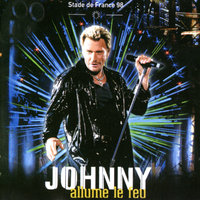 Stade de France 98 - Johnny allume le feu — Johnny Hallyday