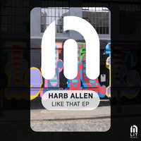 Like That EP — Harb Allen