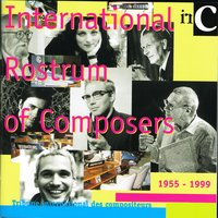 International Rostrum of Composers 1955-1999 — Frank Martin
