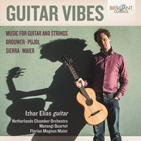 Guitar Vibes: Music for Guitar and Strings — Netherlands Chamber Orchestra & Matangi Quartet & Izhar Elias & Florian Magnus Maier, Netherlands Chamber Orchestra, Matangi Quartet & Izhar Elias