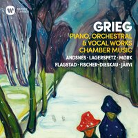 Grieg: Piano, Orchestral & Vocal Works, Chamber Music — Эдвард Григ