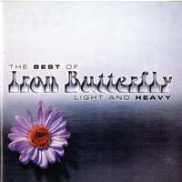 Light and Heavy/The Best of... — Iron Butterfly