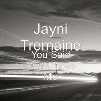 You Said You'd Love Me — Jayni Tremaine