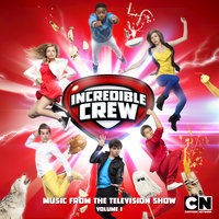 Incredible Crew (Music from the Television Show), Vol. 1 — сборник