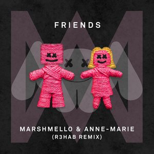 Anne-Marie, Marshmello - FRIENDS