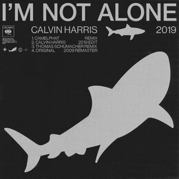 I'm Not Alone 2019 — Calvin Harris