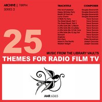 Themes for Radio,Film Television (Series 2) Vol. 25 — The New Concert Orchestra
