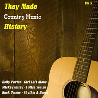 They Made Country History, Vol. 3 — сборник