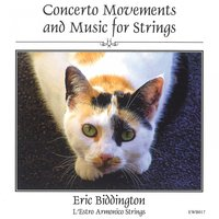 Concerto Movements and Music for Strings — Peter Dykes, Bernard Shapiro, Galyna Zelinska, Galyna Zelinska, Peter Dykes, Bernard Shapiro