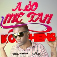 A so Me Tan - Single — Konshens
