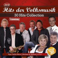 30 Hits Collection - Hits der Volksmusik — сборник