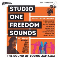 Soul Jazz Records Presents STUDIO ONE Freedom Sounds: Studio One In The 1960s — сборник