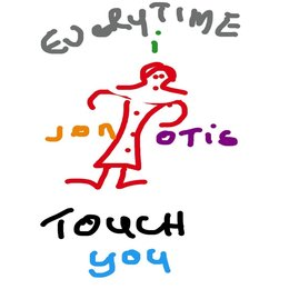 Every Time I Touch You — Jon Otis