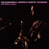 In Person — Cannonball Adderley Quintet