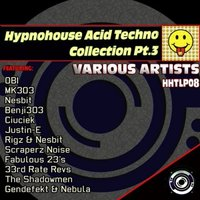 Hypnohouse Acid Techno Collection, Pt. 3 — сборник