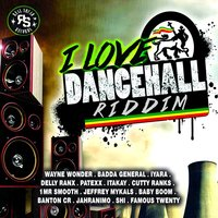 I Love Dancehall Riddim — сборник