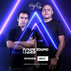 Gundamea - Future Sound Of Egypt (FSOE 613) - Gundamea Guestmix