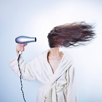 Binaural 01 — HAIR DRYER RELAX