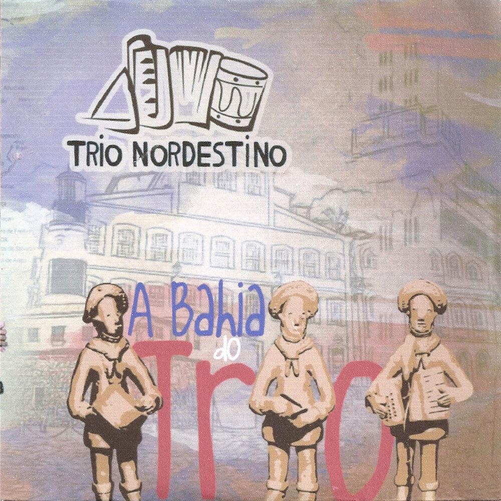 amor de doido trio nordestino