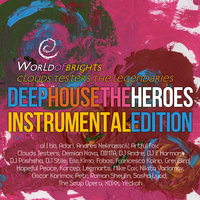 Deep House The Heroes Vol. V Instrumental Edition — Al I Bo, Clouds Testers