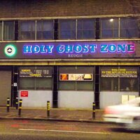 Holy Ghost Zone — Budgie