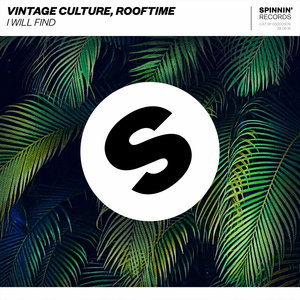 Vintage Culture, Rooftime - I Will Find