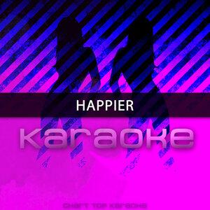 Chart Topping Karaoke - Happier