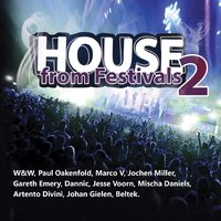 House From Festivals 2 CD1 — сборник