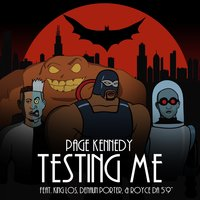 Testing Me — Page Kennedy