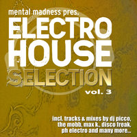 Mental Madness pres. Electro House Selection Vol. 3 — сборник
