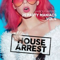 House Arrest (25 Party Maniacs), Vol. 4 — сборник