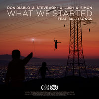 What We Started — Steve Aoki, Don Diablo, BullySongs, Lush & Simon