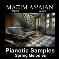 Pianotic Samples (Spring Melodies) — Maxim Lydian