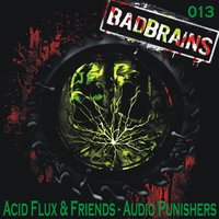Acid Flux & Friends - Audio Punishers — Acid Flux