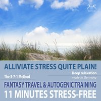 11 Minutes Stress-Free - Alliviate Stress Quite Plain! a Fantasy Travel to the Sea & Autogenic Training — Colin Griffiths-Brown, Torsten Abrolat